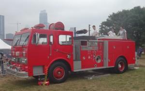Jack Allen's Fire Engine